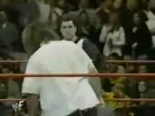 Mankind VS Shane McMahon wwe