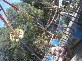 Как мы катались на маятниковых качелях