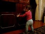 Соня в гостях у тети Черпы!!!